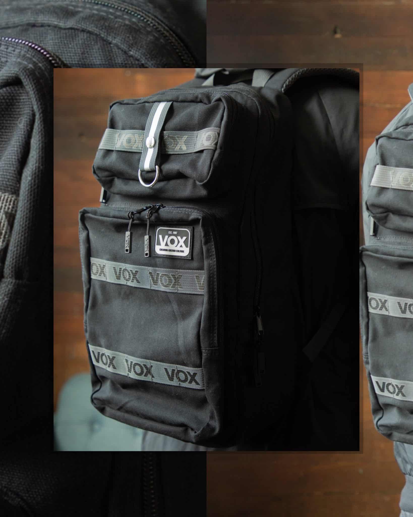 custom backpack manufacturer