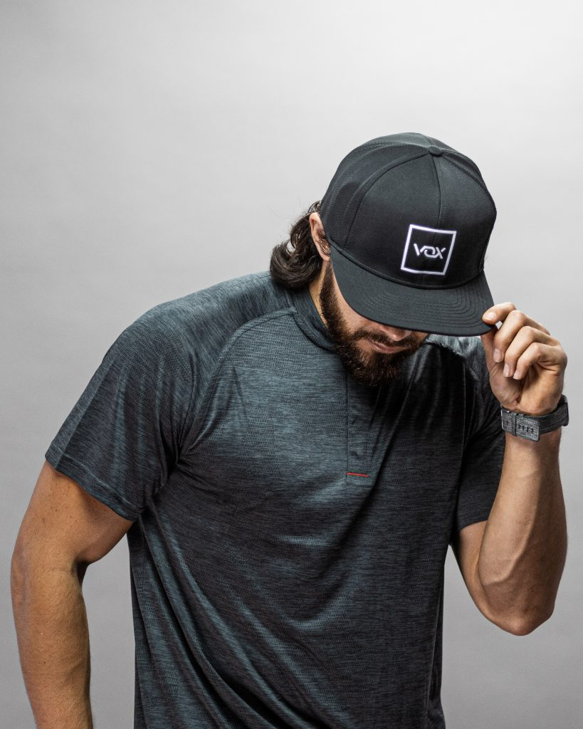 D2D blade polo and knocking hat