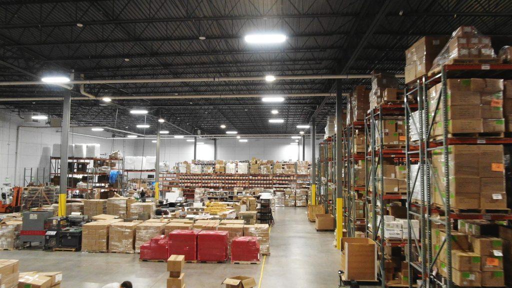 ecommerce retail warehouse