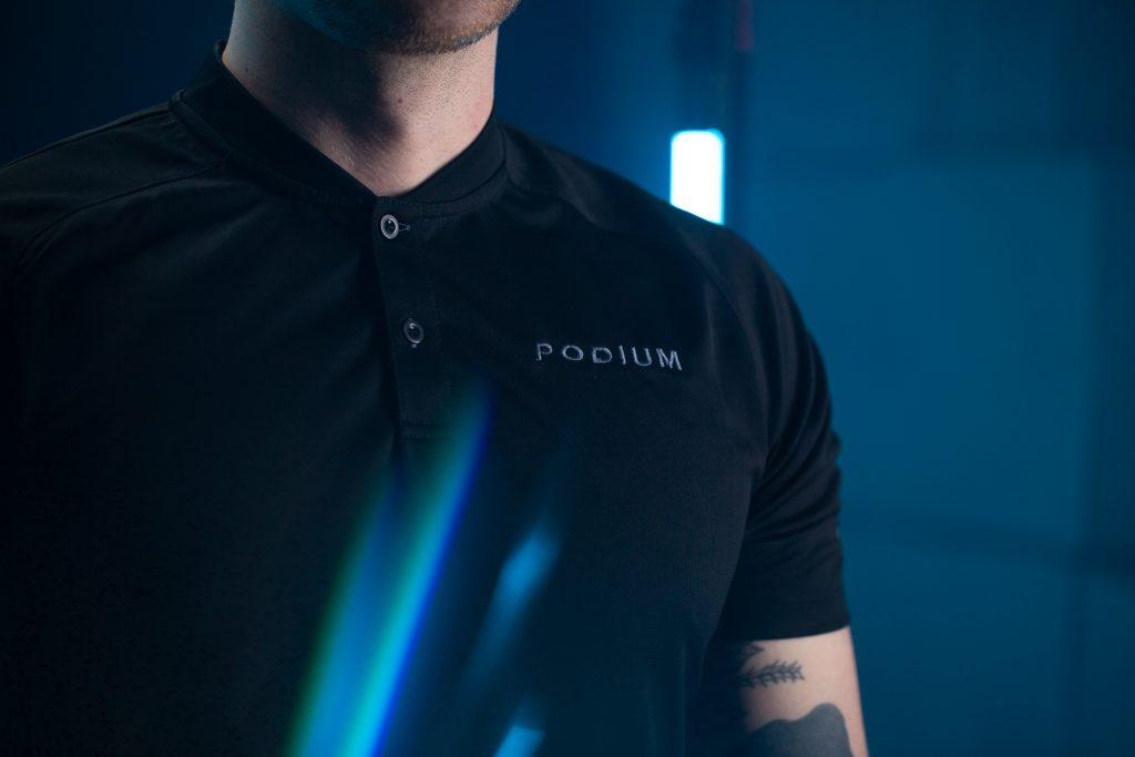 custom employee uniform shirt