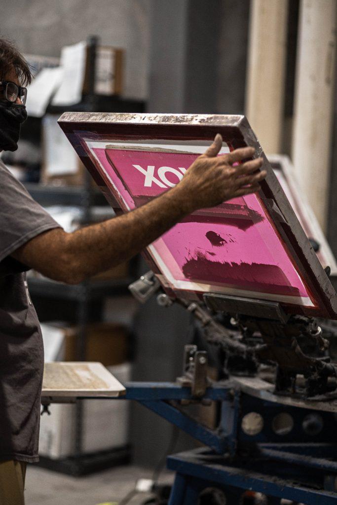 Screen Printing in Utah
