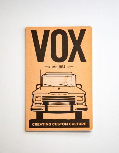 Vox Notebook