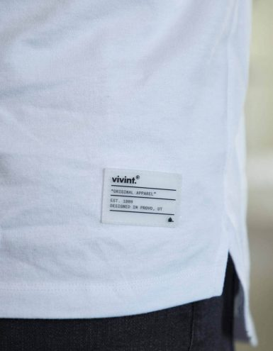 custom patch on shirt